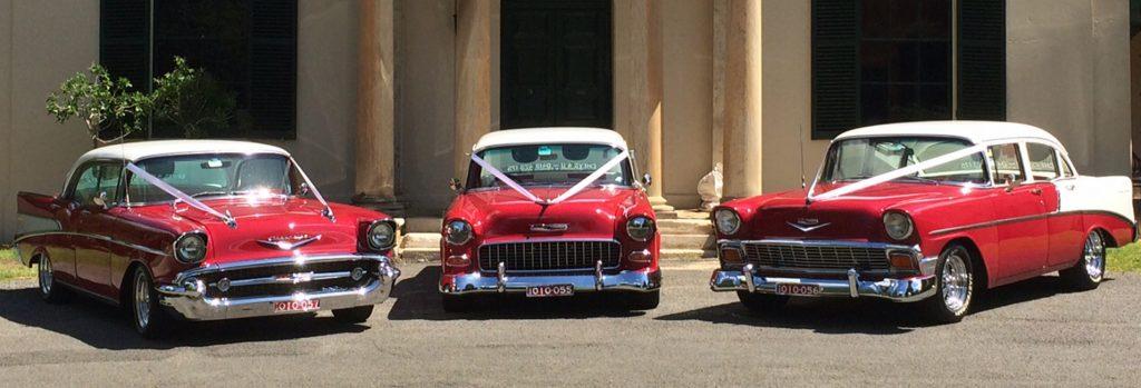Classic '55, '56 & '57 Chevs