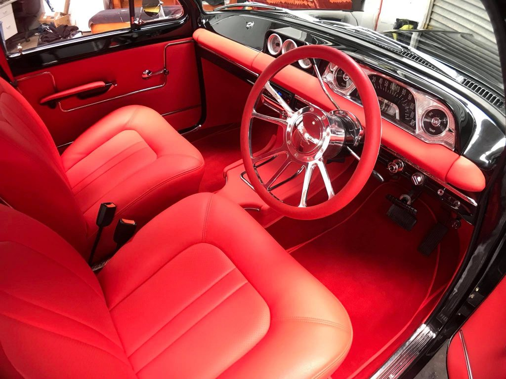 1964 EH Holden Interior