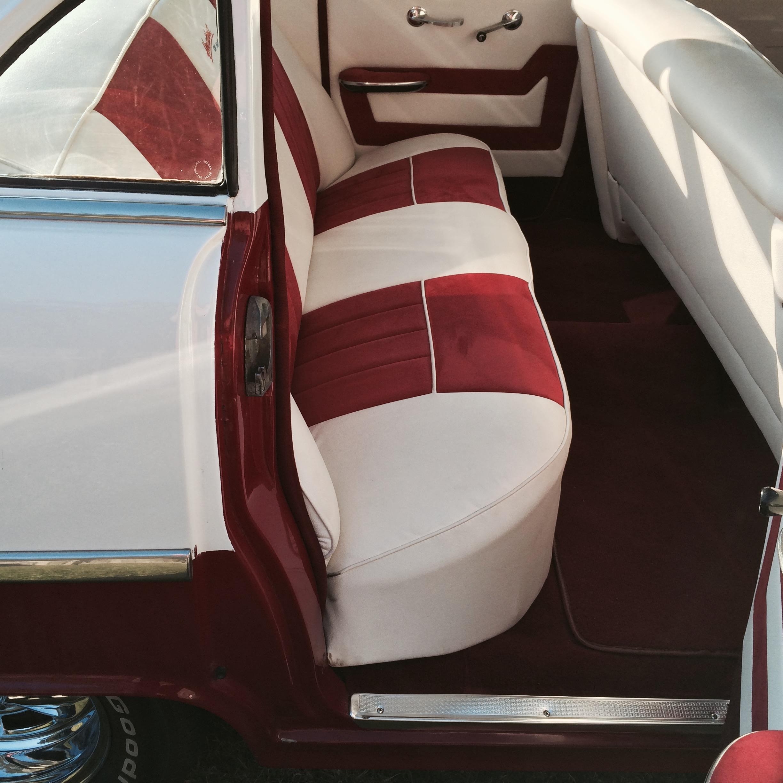 Classic Chevs Interior
