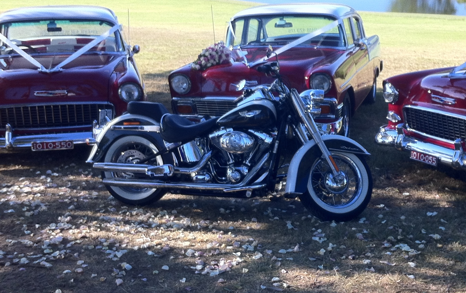 Harley Davidson Heritage Soft Tail Deluxe